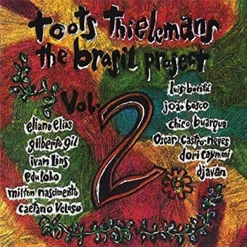 Toots Thielemans  - Brasil Projects Vol 2 - Cd Importado  - Billbox Records