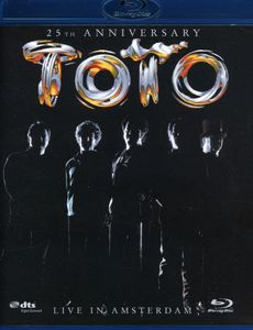 Toto - 25th Anniversary-Live In Amsterdam  - Billbox Records