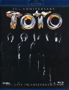 Toto - 25th Anniversary-Live In Amsterdam - Blu RAy Importado  - Billbox Records