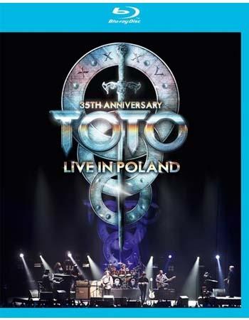 Toto - 35th Anniversary Tour Live in Poland - Blu Ray Importado  - Billbox Records