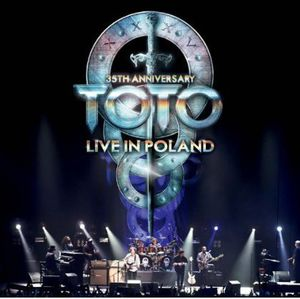 Toto - Live In Poland-35th Anniv  - Billbox Records