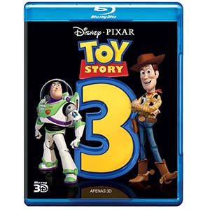 Toy Story 3/Blu Ray 3d Disney  - Billbox Records