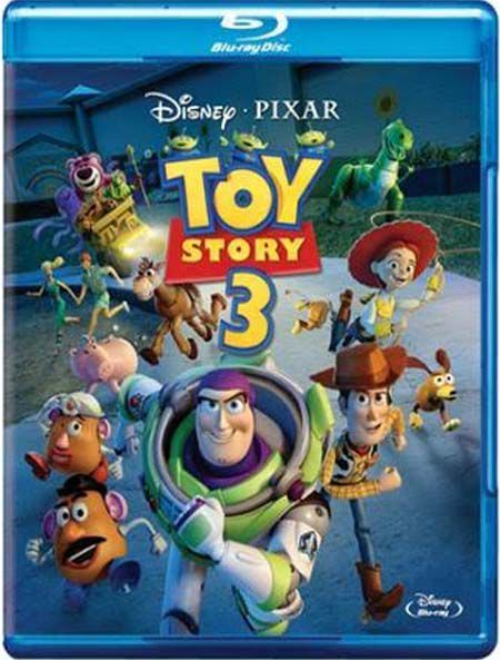 Toy Story 3 - Blu Ray Nacional  - Billbox Records