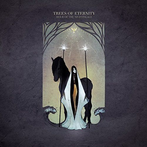 Trees of Eternity -  Hour Of The Nightingale - Cd Importado  - Billbox Records