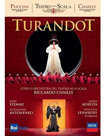Turandot - Blu Ray Importado  - Billbox Records