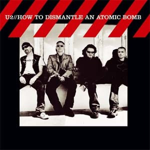 U2- How To Dismantle An Atomic -  Cd Nacional  - Billbox Records