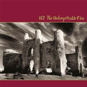 U2 -The Unforgettable Fire - Cd Nacional  - Billbox Records