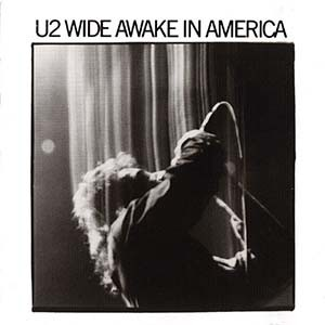 U2 - Wide Awake In America - Cd Nacional - EP  - Billbox Records