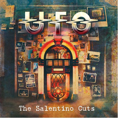 UFO - The Salentino Cuts - Cd Importado  - Billbox Records