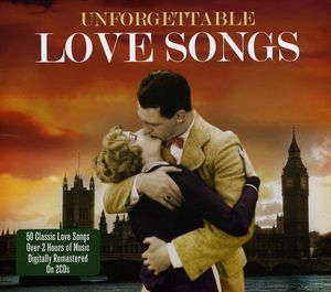 Unforgettable - Love Songs  - Billbox Records