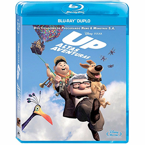 Up Altas Aventuras / Blu Ray Duplo - Billbox Records