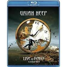 Uriah Heep - Live At Koko - Blu Ray - Billbox Records