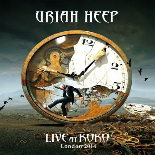 Uriah Heep - Live At Koko London 2014 - Gold - 3 Lps Importados  - Billbox Records