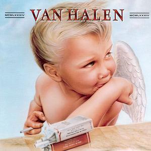 Van Halen - 1984  - Billbox Records