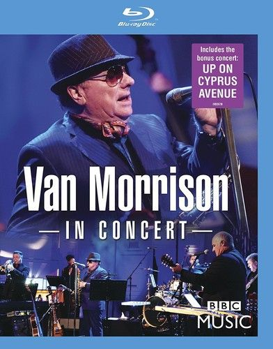 Van Morrison - In Concert - Blu Ray Importado  - Billbox Records