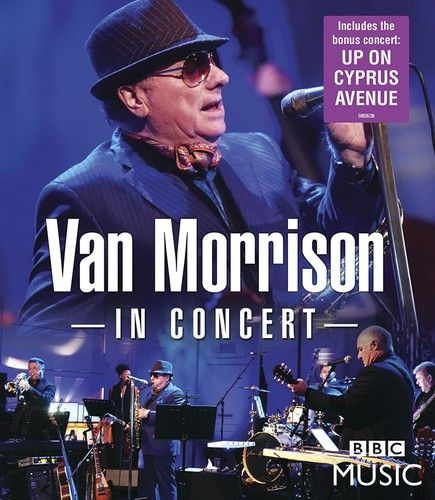 Van Morrison - In Concert - Dvd Importado - Billbox Records