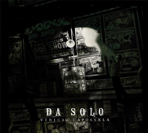 Vinicio Capossela - Da Solo - Cd Importado  - Billbox Records