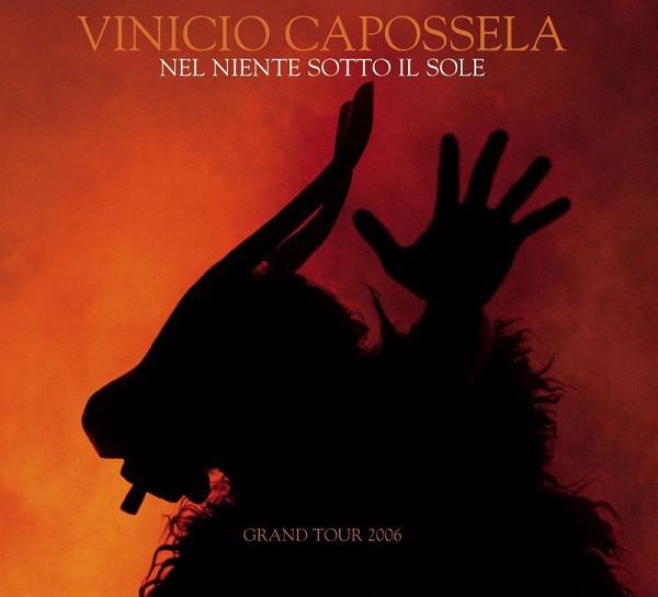 Vinicio Capossela - Nel Niente Sotto Il Sole - Cd + Dvd Importado  - Billbox Records