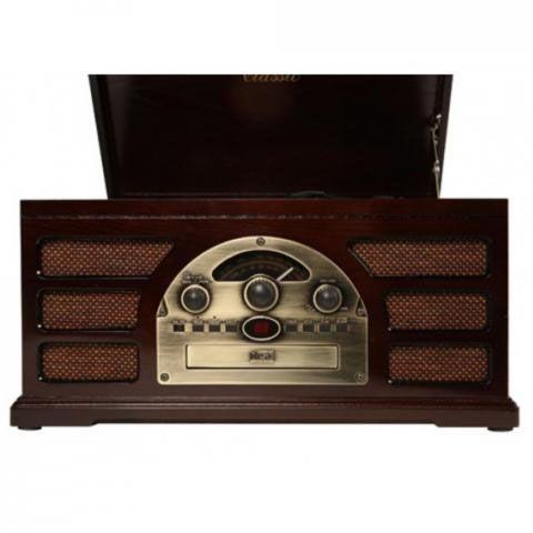 Vitrola Radio Woodburn Tabaco  - Billbox Records
