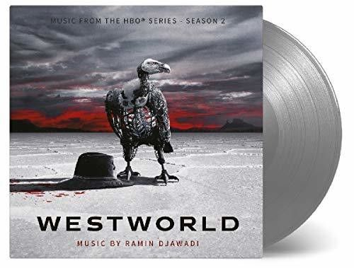 Westworld Season 2 (Music From the HBO Series) -  3 Lps Importados  - Billbox Records