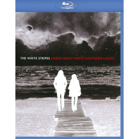 White Stripes - Under Great White Northern Lights - Blu ray Importado  - Billbox Records