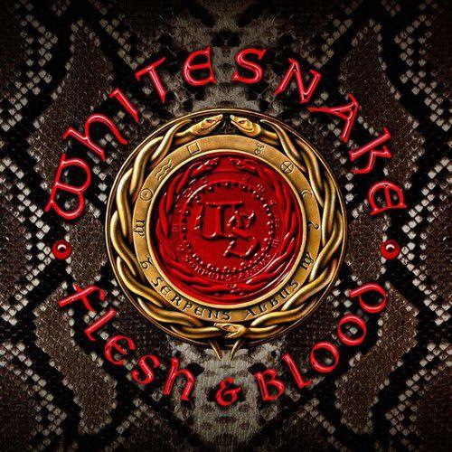 Whitesnake Flesh & Blood Deluxe Edition - Cd+dvd Importado  - Billbox Records