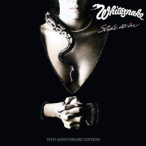 Whitesnake - Slide It In (2019 Remaster) Vinil 180 Gramas - 35th Anniversary Edition - 2 Lps Importados  - Billbox Records