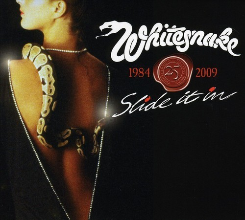 Whitesnake - Slide It In: 25th Anniversary Expanded Edition [Import] 2 Cds Importados  - Billbox Records
