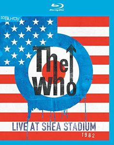 Who - Live At Shea Stadium 1982  - Billbox Records