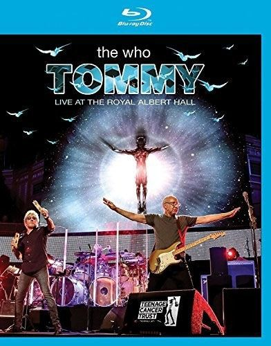 Who - Tommy Live At The Royal Albert Hall -  Blu Ray Importado  - Billbox Records