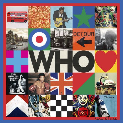 Who - Vinil Importado  - Billbox Records