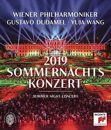 Wiener Philharmoniker Sommernachtskonzert 2019- Summer Night Concert 2019 Blu Ray Importado  - Billbox Records