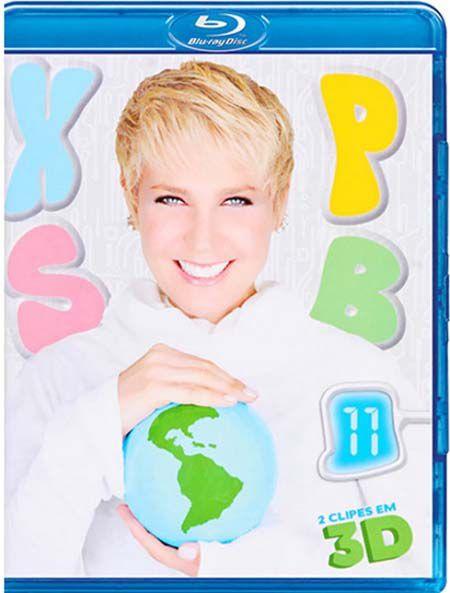 Xuxa - Só Para Baixinhos 11 - Blu Ray Nacional  - Billbox Records