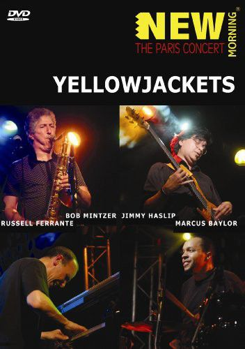 Yellowjackets - New Morning: The Paris Concert - Dvd Importado  - Billbox Records