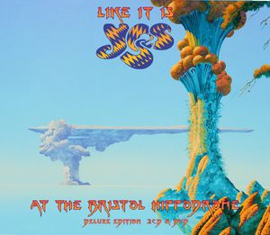 Yes - Like It Is Bristol Hippodrome  - Billbox Records