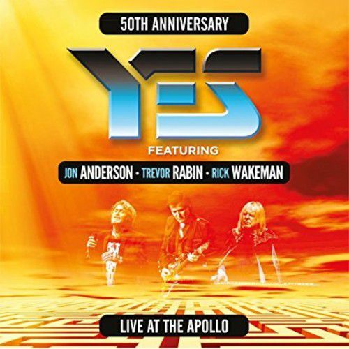 Yes Live At The Apollo - 2 Cds Importados  - Billbox Records