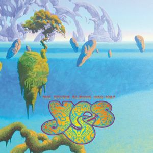 Yes - Studio Albums 1969-1987  - Billbox Records