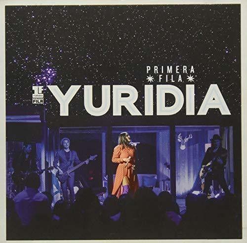 Yuridia Primera Fila - Cd Importado  - Billbox Records