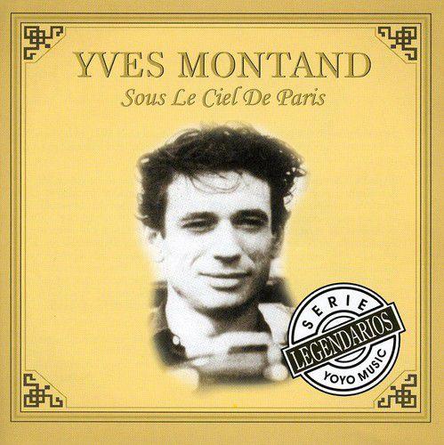 Yves Montand - Sous Le Ciel de Paris - Cd Importado  - Billbox Records