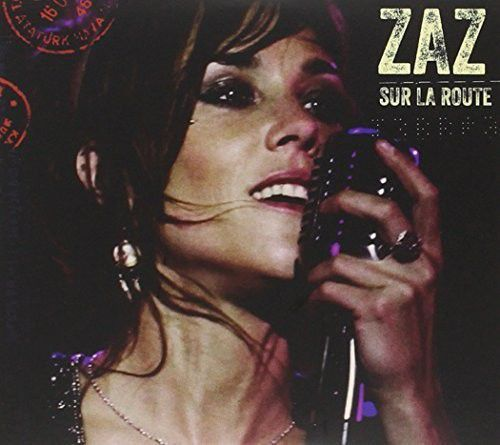 Zaz -Sur La Route - Cd Importado  - Billbox Records
