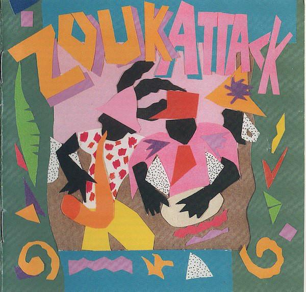 Zouk Attack - Cd Importado  - Billbox Records