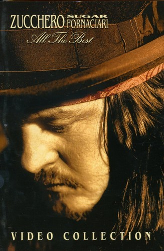 Zucchero -  All Best: Video Collection - DVD IMPORTADO  - Billbox Records