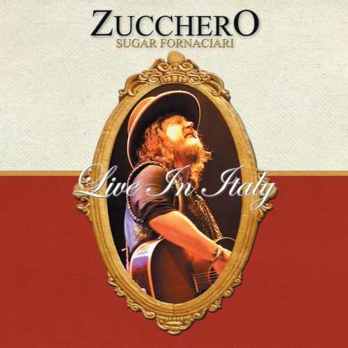 Zucchero - Sugar Fornaciari - Live In Italy - Cd+Dvd Importado  - Billbox Records