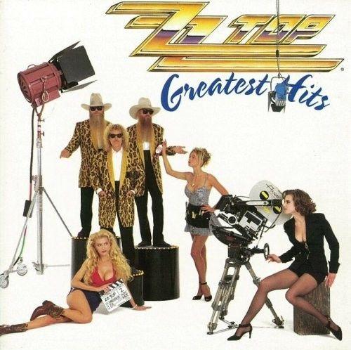 Zz Top - Greatest Hits - Cd Importado  - Billbox Records