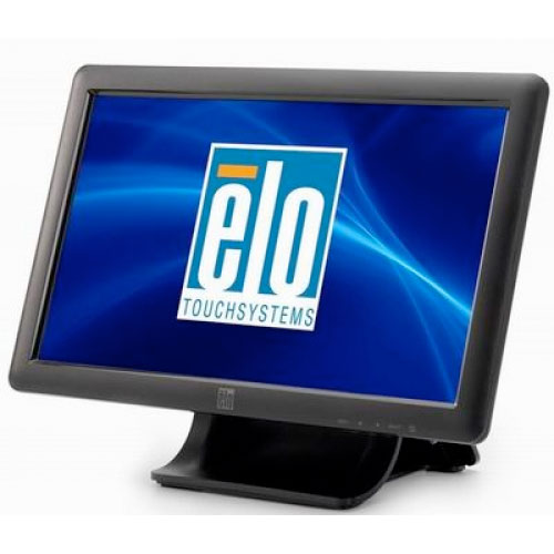 Monitor Touch 15,6 ET1509L Widescreen - Elo Touch Solutions  - Haja Automação