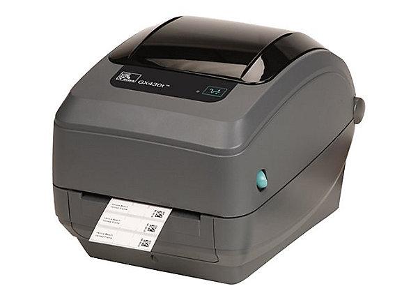 Impressora termica Zebra GX430T 300dpi  USB , Serial e Paralela