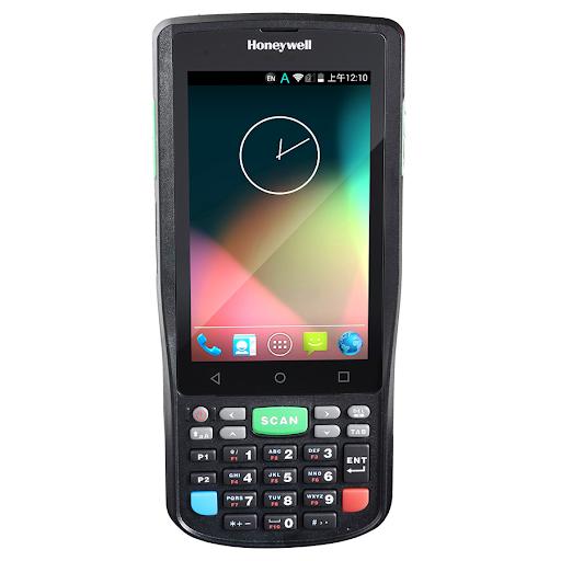 Coletor de Dados Honeywell EDA50K - Touch 5 Polegadas, Numérico, Wi-Fi, 4G, Bluetooth, Android 7 Nougat