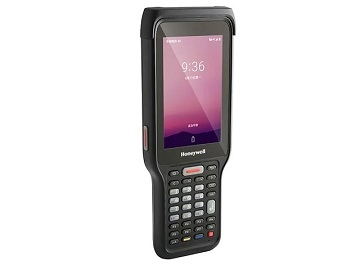 Coletor de Dados Honeywell  EDA61K 1D/2D - Tela Touch 4 Polegadas, GSM, Wi-Fi, Bluetooth, Android 9