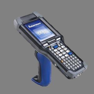 Coletor de Dados Honeywell Intermec CK3X - Touch 3.5 Polegadas, Alfanumérico, Wi-Fi, Bluetooth, Windows Mobile 6.5  - Haja Automação