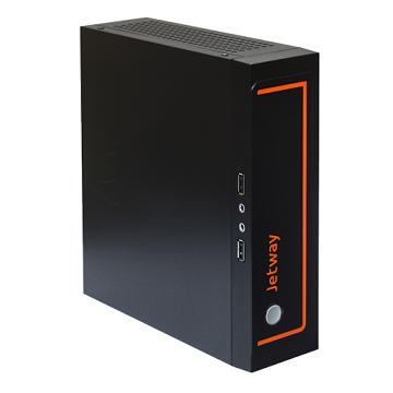 Computador Jetway JC-220S - Intel J1800 2.4GHz, 4GB, 120GB SSD (2 Portas Seriais)